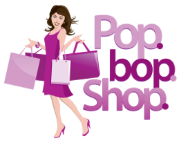 Pop Bop Shop logo